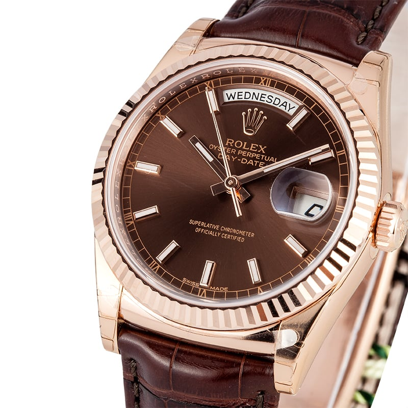 Rolex Day-Date President 118135