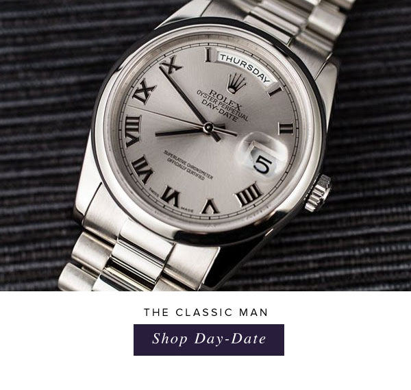 Fathers Day Gift- Rolex Day Date