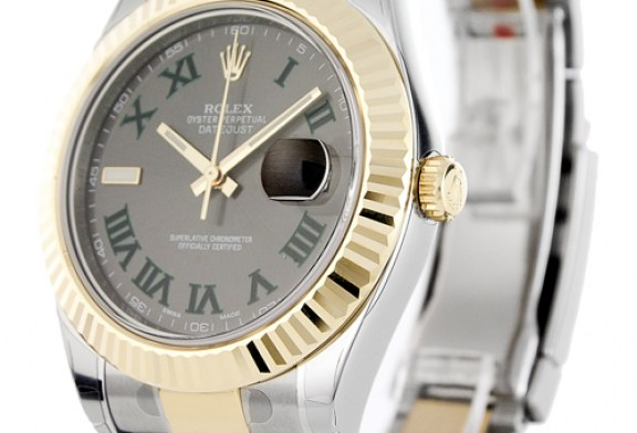 Appreciate replica rolex datejust ii steel and yellow gold watches ref.116333