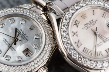 Several Precious Replica Rolex Datejust Pearlmaster Watches Which Stand out Shiny