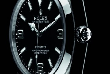 That Fake Rolex Explorer Steel Watch, in the long time