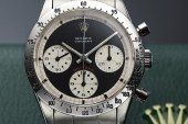 Cheap replica rolex daytona black dial stainless steel ref. 6239