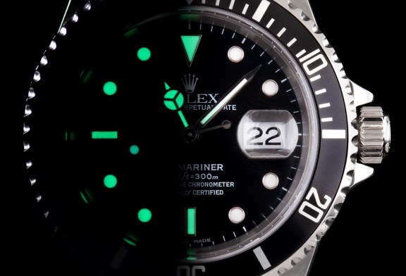 The Evolution of Cheap Rolex Submariner Replica Watch Luminous
