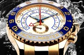Sail The Seven Seas With These rolex yacht-master ii yellow gold replica watch