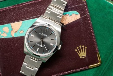 The One Rolex Oyster Perpetual 39mm Replica Watch With Everything You Need And Nothing You Don't