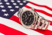 Best Rolex Datejust II Replica Watch Celebrating the Red, White, and Blue
