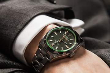 Black Rolex Milgauss Replica Watches to Experiment With