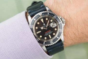 A Trio of Rolex Red Submariners 1680 Black Dial Replica Watch