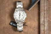 3 Icy Cool Examples of the rolex explorer ii polar white replica watch