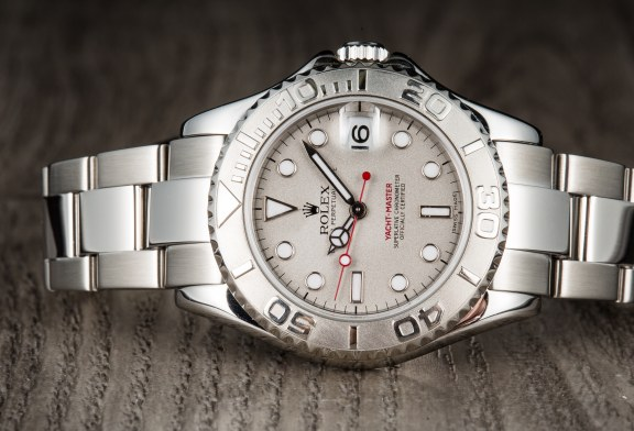 Three Platinum Rolex Yacht-Masters Replica Watch to Fit Any Wrist