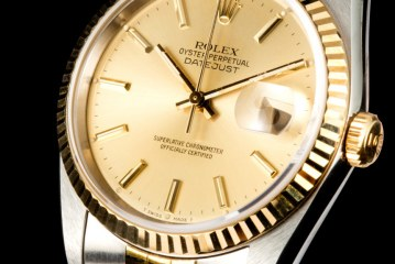 Champagne Dial Rolex Datejust Replica Watch For You To Choose From