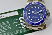 Blue Dial Rolex Oyster Perpetual Submariner Date Replica Watch