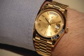 Best Quality Rolex Day-Date 40 Replica Watches Online Sale