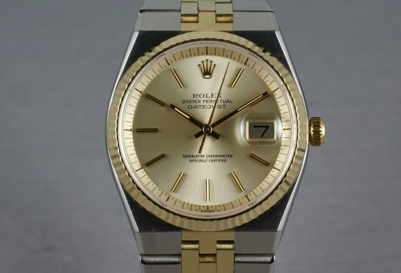 Best rolex oyster perpetual datejust gold dial replica watch