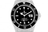 Rolex submariner black dial steel bracelet mens watch replica for sale