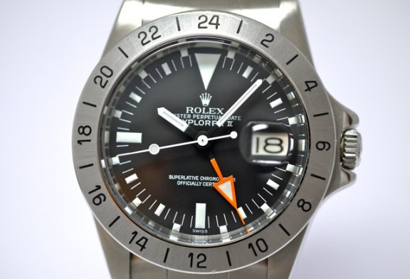 Top Quality Rolex Explorer II Replica Watch Reference 1655