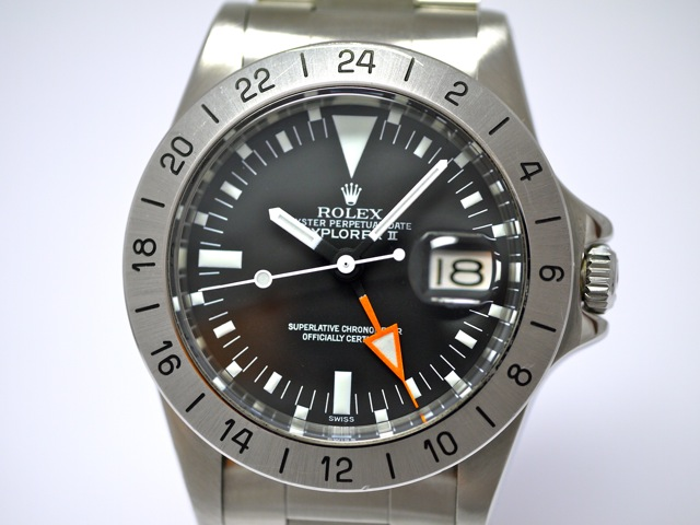 Rolex Explorer II reference 16550