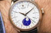 Swiss 7750 Valjoux Rolex Cellini Moonphase 50535 Watch Hands-On Replica Watches Young Professional