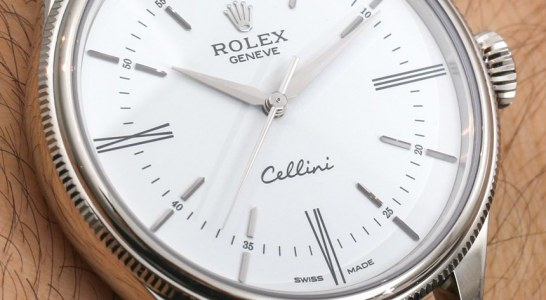Legality Of Buying Rolex Cellini Time: Return Of The Crown's Dress Watch Replica Watches Free Shipping