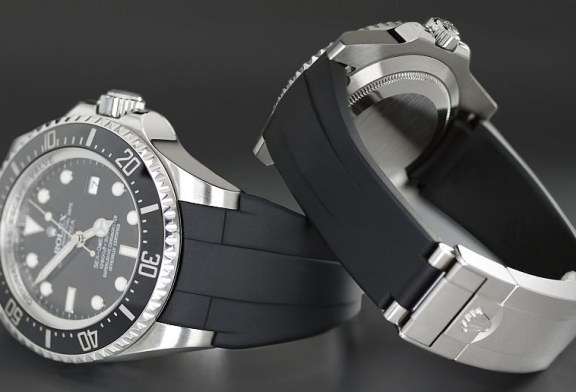 Where Can I Buy Introducing The Rubber B Rolex Deepsea Glidelock Watch Strap Replica Wholesale
