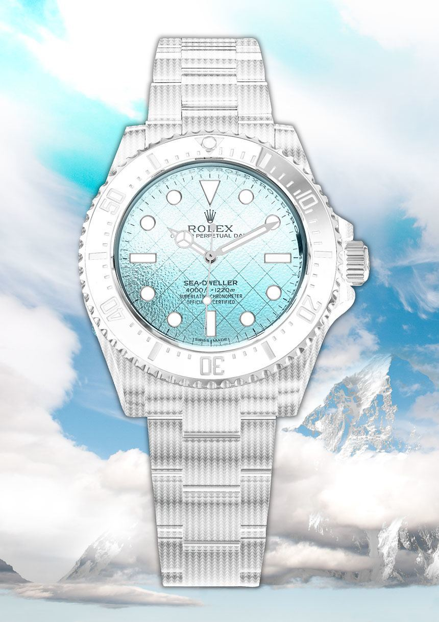 Watch What-If: Rolex Sea-Dweller 4000 Watch What-If