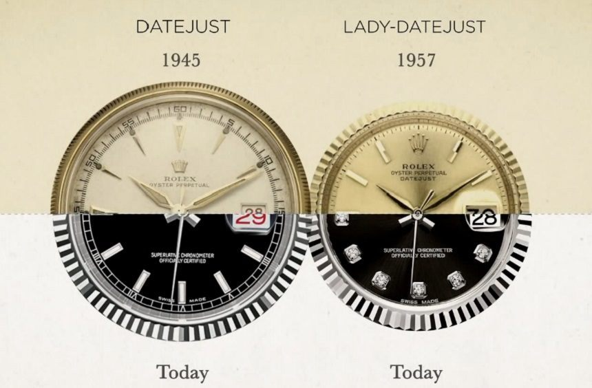 Rolex Datejust Watch: New Official Video Watch Industry News