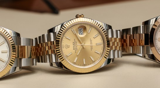 Review Of Rolex Datejust 41 Two-Tone Watches Hands-On Grade 1 Replica Watches