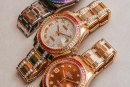 Wholesale Famous Rolex Datejust Pearlmaster 39 Watches With New 3235 Movement For 2015 Hands-On Replica Watches Essentials