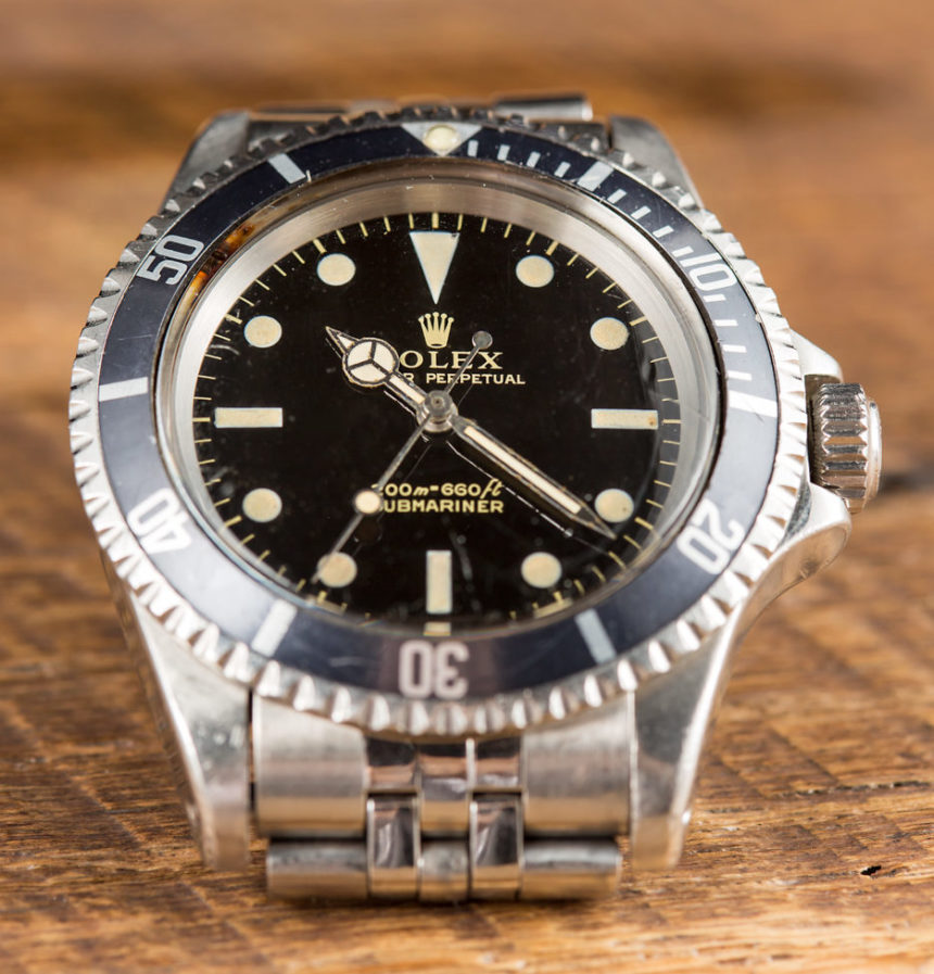 a329e09750b A Rolex Submariner Ref. 5513 Gilt Dial Watch Purchased To Impress A Prince  Hands-