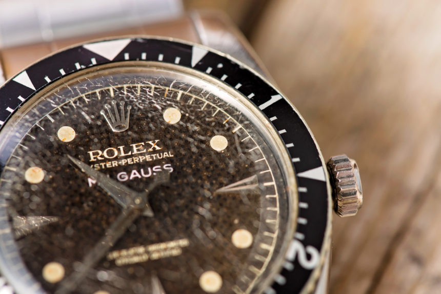 This Unwanted Rolex Milgauss 6541 Now An Iconic Timepiece Collectors Drool Over Hands-On
