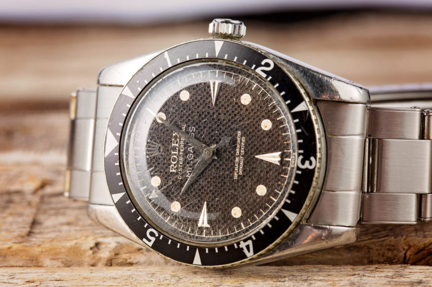 This Unwanted Vintage Rolex Shop Zurich Replica Milgauss 6541 Now An Iconic Timepiece Collectors Drool Over Hands-On