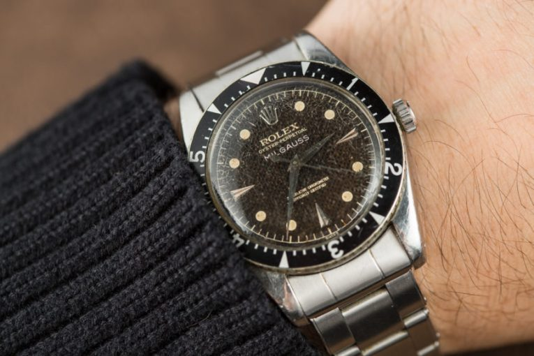 This Unwanted Vintage Rolex Tudor Watches For Sale Replica Milgauss 6541 Now An Iconic Timepiece Collectors Drool Over Hands-On