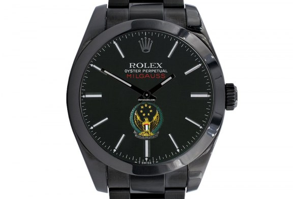 Rolex Milgauss TRIBUTE TO 1019 UAE CRESTEAGLE ONE OF 10 Swiss Movement Replica Watches